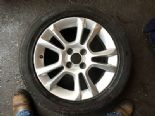 "2010 VAUXHALL CORSA D DESIGN SXI GENUINE 16"" ALLOY WHEEL & TYRE 5 SPOKE"
